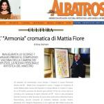Mattia fiore Valdina-Albatros