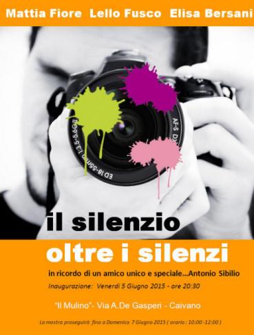 PosterMostraSilenzi-Locandina