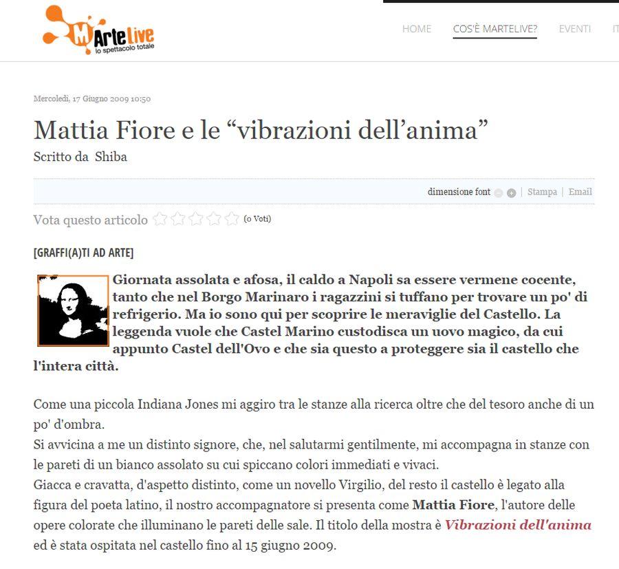 Mattia Fiore