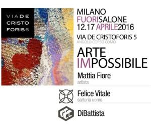 Arte Impossibile - Mattia Fiore