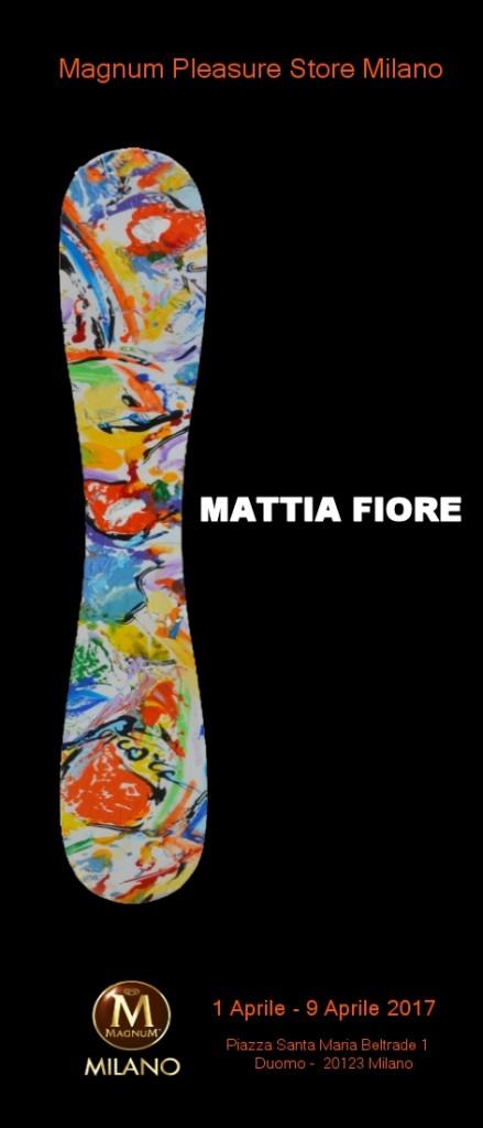 MattiaFioreMagnumMilano2017-Locandina70x30