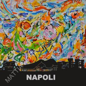 Poster Mattia -Napoli - Watermark