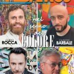 Mattia Fiore - Coverstory Albatros Magaziine Luglio 2021