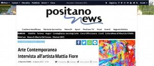 Positano News Mattia Fiore - Agosto 2021
